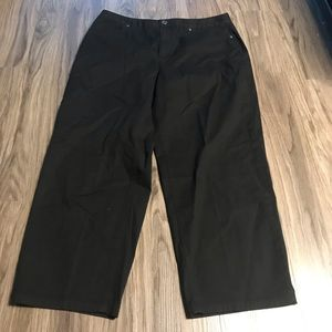 Talbots Stretch Ankle Pants
